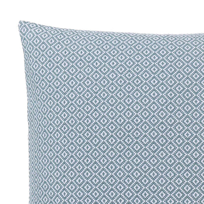 Mondego Cushion Cover in grey green & white | Home & Living inspiration | URBANARA