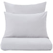 Montrose Flannel Pillowcase light grey, 100% cotton