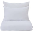 Moreira Flannel Pillowcase white, 100% cotton