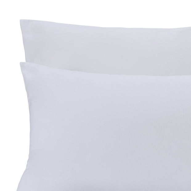 Montrose Flannel Bed Linen in white | Home & Living inspiration | URBANARA