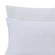 Montrose Flannel Pillowcase in white | Home & Living inspiration | URBANARA