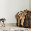 Java Laundry Basket in dark brown | Home & Living inspiration | URBANARA