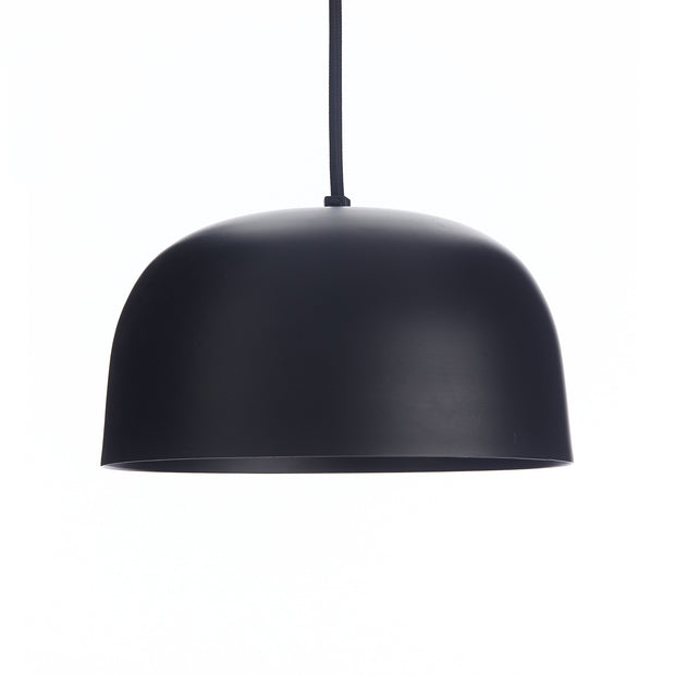Murguma Pendant Lamp black, 100% metal