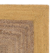 Nandi Runner natural & mustard, 100% jute