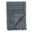 Nanzili Hammam Towel grey, 100% cotton