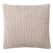 Neiva cushion cover, off-white melange, 100% cotton
