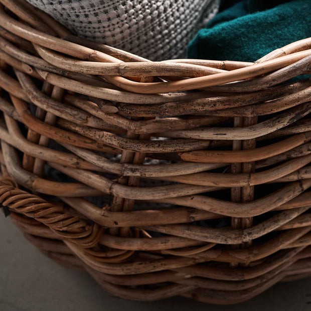 Bali storage in natural, 100% rattan |Find the perfect storage baskets