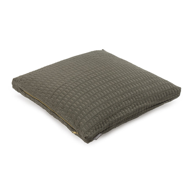 Novas Cushion Cover moss green, 100% cotton | Find the perfect cushion covers