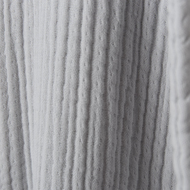 Obidos Bathrobe [Light grey]