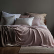 Vitero Duvet Cover in natural & black | Home & Living inspiration | URBANARA