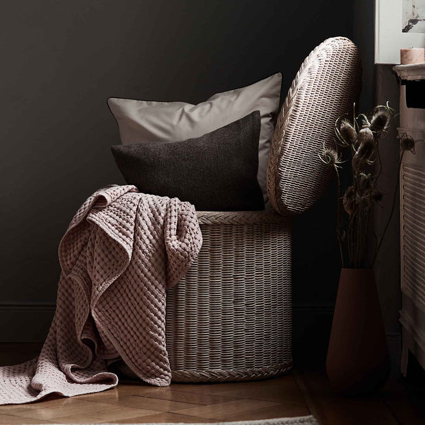 Java Laundry Basket in chalk white | Home & Living inspiration | URBANARA