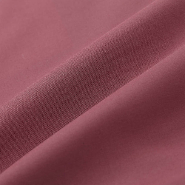 Perpignan duvet cover, raspberry rose, 100% combed cotton |High quality homewares