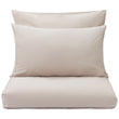 Perpignan duvet cover, natural, 100% combed cotton