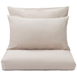 Perpignan Percale Bed Linen natural, 100% combed cotton