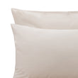 Perpignan duvet cover, natural, 100% combed cotton | URBANARA percale bedding