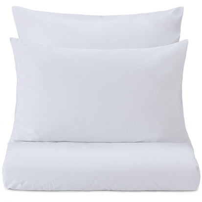 Perpignan Bed Linen white, 100% combed cotton