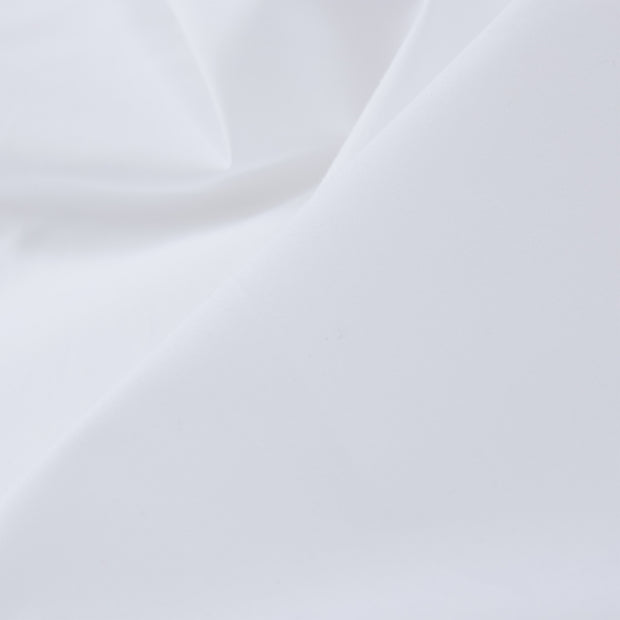 Perpignan Percale Bed Linen white, 100% combed cotton | High quality homewares