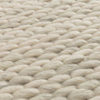 Romo Rug cream & natural, 50% wool & 50% cotton | Find the perfect wool rugs