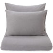 Sabugal pillowcase, light grey melange, 100% cotton