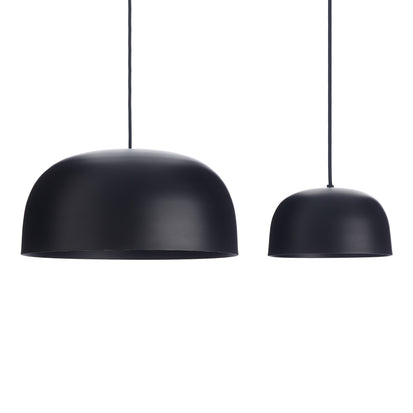 Murguma Pendant Lamp in black | Home & Living inspiration | URBANARA