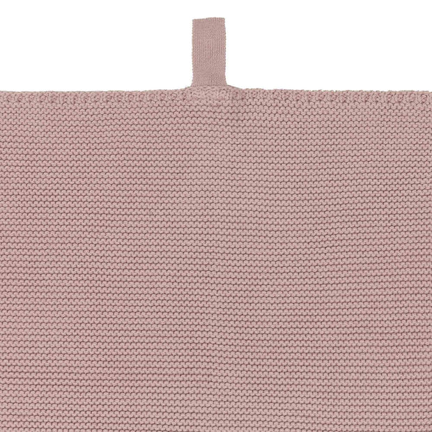 Safara Tea Towel Set powder pink, 100% cotton | High quality homewares