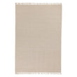 Salasar rug, natural white, 100% cotton | URBANARA cotton rugs