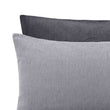 Sobral Bed Linen [White/Black]