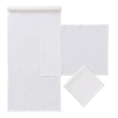 Teis Napkin Set in white | Home & Living inspiration | URBANARA