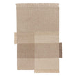 Thavar wool rug natural & off-white, 100% wool