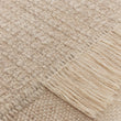 Thavar wool rug natural & off-white, 100% wool | High quality homewares