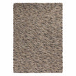 Thela rug, natural & stone grey & ivory, 75% wool & 25% cotton | URBANARA wool rugs