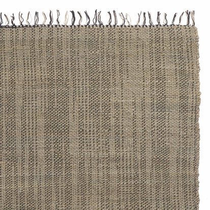 Tihuri Rug grey green, 100% jute