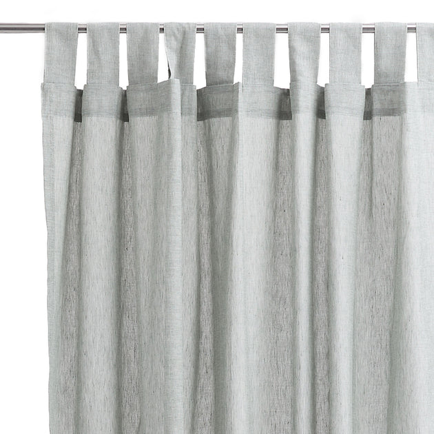 Tolosa Curtain Set in green | Home & Living inspiration | URBANARA