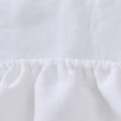 Toulon Fitted Sheet in white | Home & Living inspiration | URBANARA