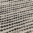 Udana rug in natural white & black & light grey, 100% wool |Find the perfect wool rugs