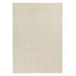 Udana rug, natural white, 100% wool | URBANARA wool rugs