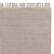 Upani Cotton Rug sandstone melange & natural white, 100% cotton