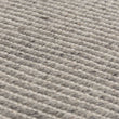 Vadi Wool Rug grey & natural white, 100% wool | Find the perfect wool rugs