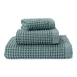 Veiros Towel green grey, 100% cotton