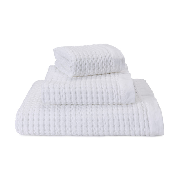 Veiros Towel white, 100% cotton