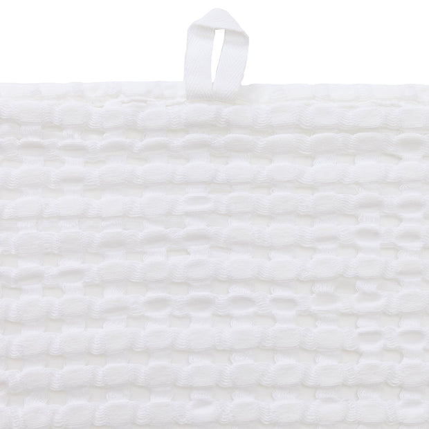 Veiros Towel in white | Home & Living inspiration | URBANARA
