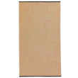 Ventosa Towel Collection mustard & white, 100% organic cotton