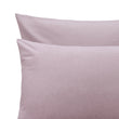 Light mauve Vilar Bettdeckenbezug | Home & Living inspiration | URBANARA