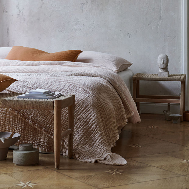 Cousso Bedspread in natural | Home & Living inspiration | URBANARA