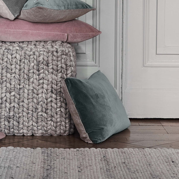 Tipani Cushion in green grey | Home & Living inspiration | URBANARA