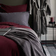 Dark grey & Grey Azoia Decke | Home & Living inspiration | URBANARA