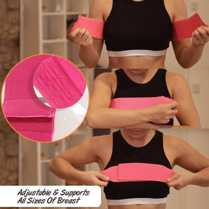 Anti Bounce Breast Support Band