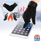 Super Warm Micro Velvet Touch Screen Winter Gloves