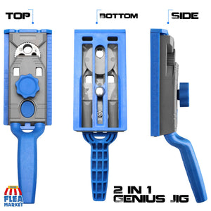2 in 1 Genius Jig