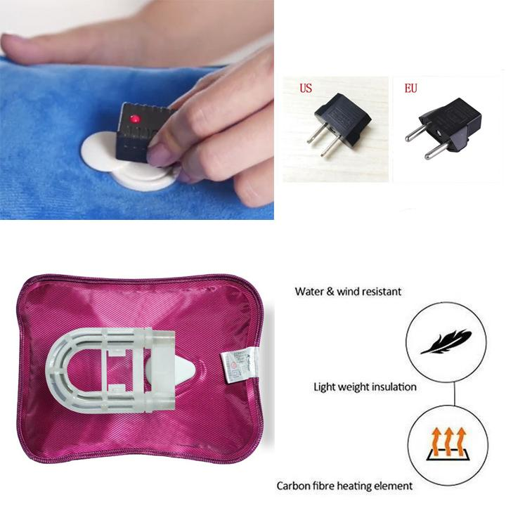 PVC Warmer Charging Water Bag